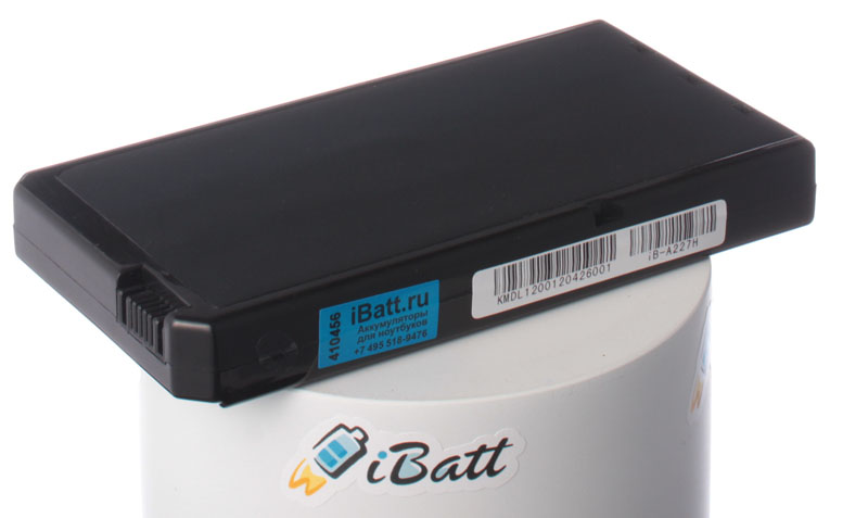 Аккумуляторная батарея 0T5179 для ноутбуков Dell. Артикул iB-A227.Емкость (mAh): 4400. Напряжение (V): 14,8