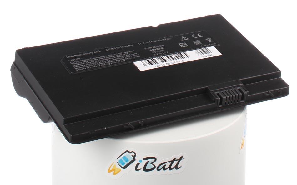 Аккумуляторная батарея iBatt iB-A788 для ноутбука HP-CompaqЕмкость (mAh): 4800. Напряжение (V): 11,1