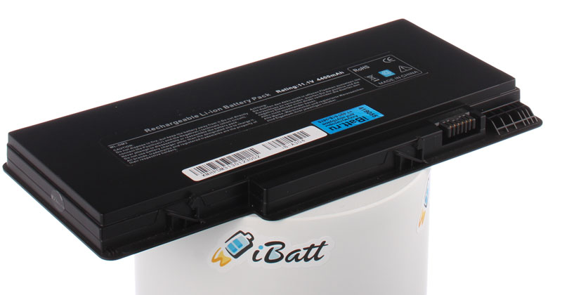 Аккумуляторная батарея для ноутбука HP-Compaq Pavilion dm3-1107ax. Артикул iB-A304.Емкость (mAh): 4400. Напряжение (V): 11,1