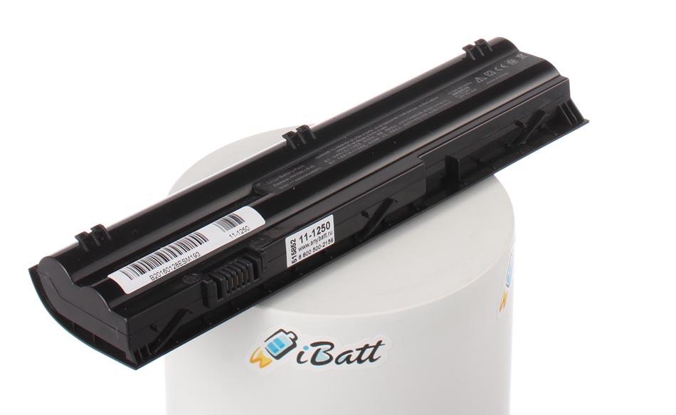 Аккумуляторная батарея 646757-001 для ноутбуков HP-Compaq. Артикул 11-1250.Емкость (mAh): 4400. Напряжение (V): 11,1