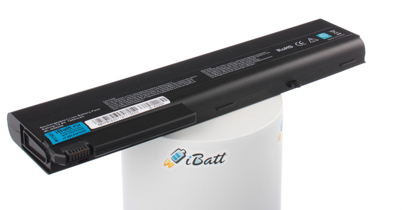 Аккумуляторная батарея 451266-001 для ноутбуков HP-Compaq. Артикул iB-A329H.Емкость (mAh): 7800. Напряжение (V): 14,8