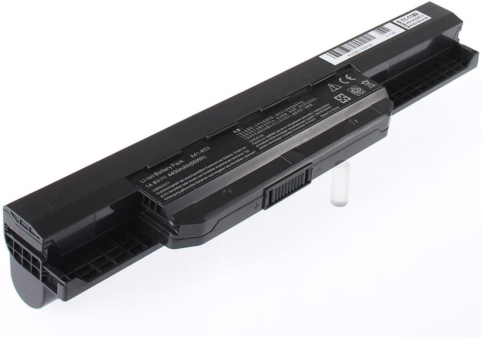 Аккумуляторная батарея iBatt 11-1189 для ноутбука AsusЕмкость (mAh): 4400. Напряжение (V): 14,4