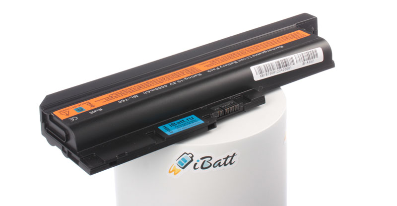 Аккумуляторная батарея iBatt iB-A352 для ноутбука IBM-LenovoЕмкость (mAh): 6600. Напряжение (V): 10,8