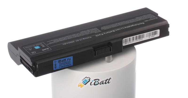 Аккумуляторная батарея iBatt iB-A487 для ноутбука ToshibaЕмкость (mAh): 8800. Напряжение (V): 10,8