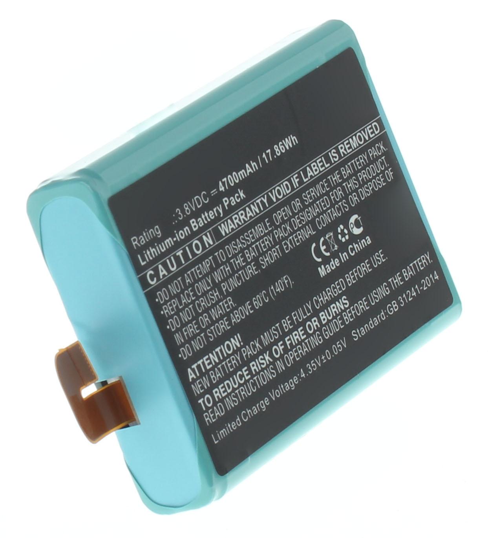 Аккумуляторная батарея BAT-04800-01S для телефонов, смартфонов Sonim. Артикул iB-M3392.Емкость (mAh): 4700. Напряжение (V): 3,8