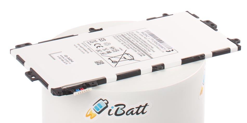 Аккумуляторная батарея для ноутбука Samsung Galaxy Note 8.0 N5100 32GB Black. Артикул iB-A854.Емкость (mAh): 4600. Напряжение (V): 3,8