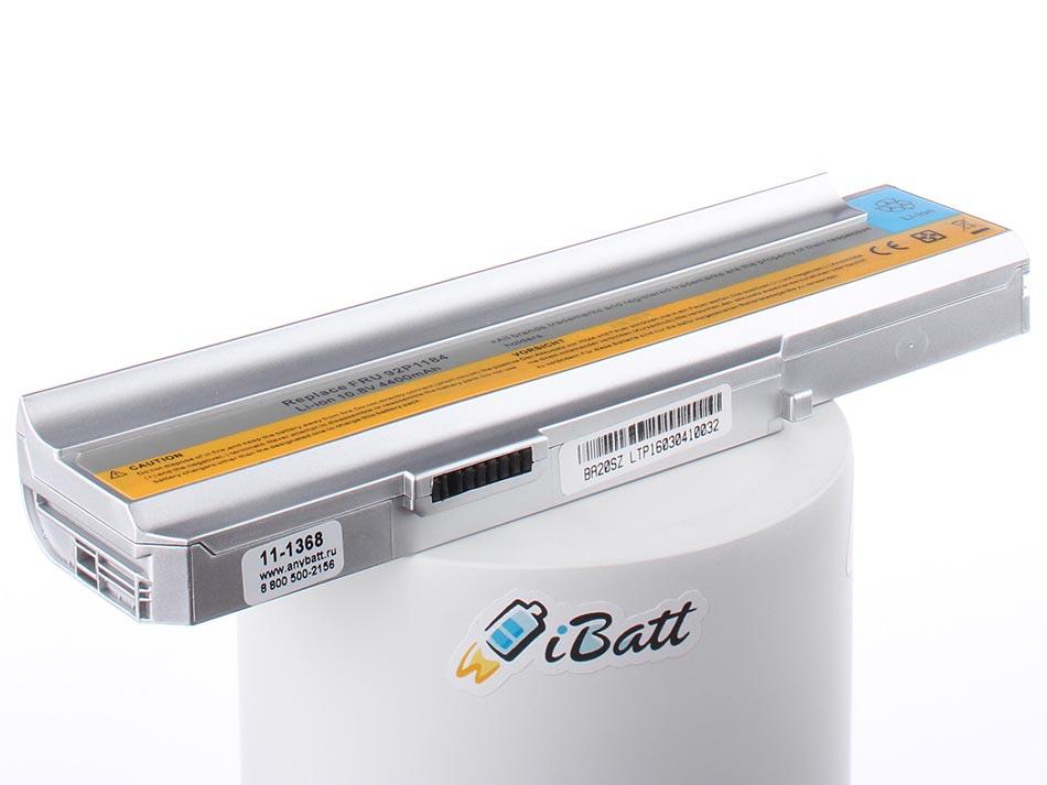 Аккумуляторная батарея 42T5242 для ноутбуков IBM-Lenovo. Артикул 11-1368.Емкость (mAh): 4400. Напряжение (V): 10,8