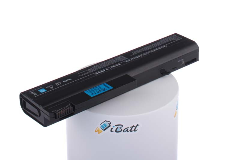 Аккумуляторная батарея для ноутбука HP-Compaq ProBook 6540b (WD694EA). Артикул iB-A520.Емкость (mAh): 4400. Напряжение (V): 11,1