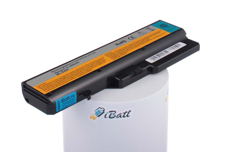 Аккумуляторная батарея L09L6Y02 для ноутбуков IBM-Lenovo. Артикул iB-A537.Емкость (mAh): 4400. Напряжение (V): 11,1