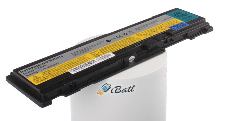 Аккумуляторная батарея iBatt iB-A531 для ноутбука IBM-LenovoЕмкость (mAh): 4400. Напряжение (V): 11,1