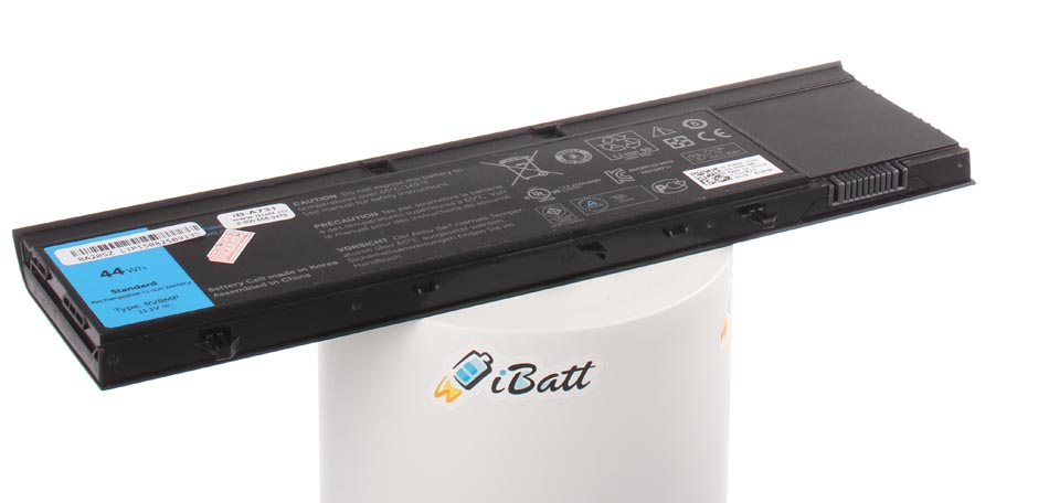 Аккумуляторная батарея H6T9R для ноутбуков Dell. Артикул iB-A731.Емкость (mAh): 3600. Напряжение (V): 11,1