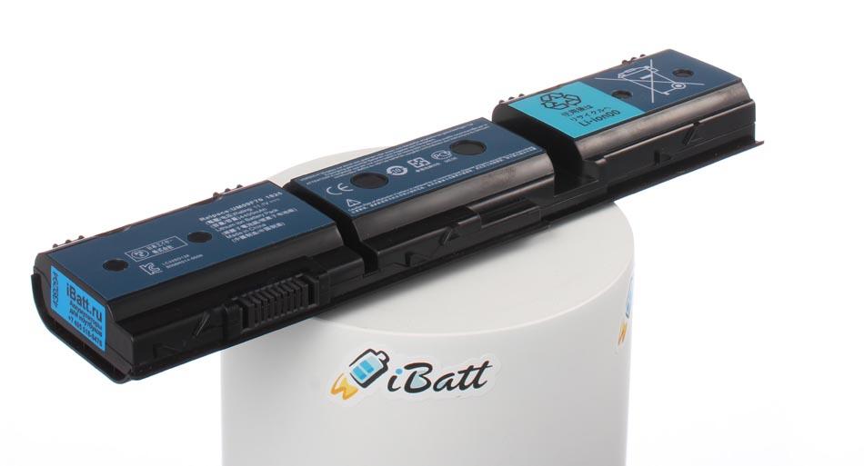 Аккумуляторная батарея UM09F70 для ноутбуков Acer. Артикул iB-A672.Емкость (mAh): 4400. Напряжение (V): 11,1