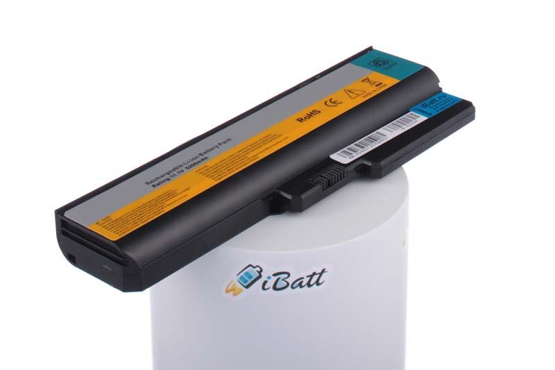 Аккумуляторная батарея iBatt iB-A533H для ноутбука IBM-LenovoЕмкость (mAh): 5200. Напряжение (V): 11,1