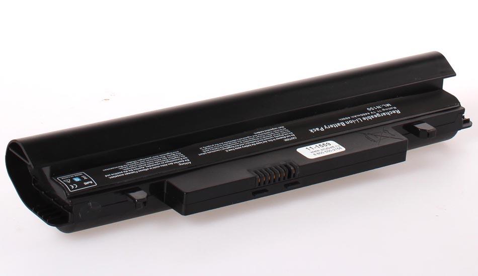 Аккумуляторная батарея для ноутбука Samsung N100S-N01. Артикул 11-1559.Емкость (mAh): 4400. Напряжение (V): 11,1