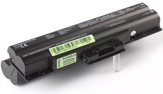 Аккумуляторная батарея VGP-BPS13A/S для ноутбуков Sony. Артикул 11-1598.Емкость (mAh): 8800. Напряжение (V): 11,1