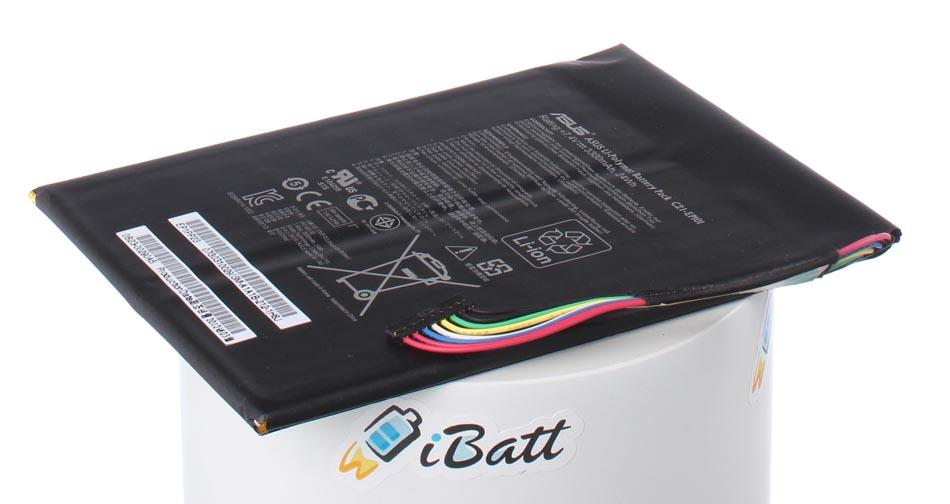 Аккумуляторная батарея C21-EP101 для ноутбуков Asus. Артикул iB-A649.Емкость (mAh): 3300. Напряжение (V): 7,4