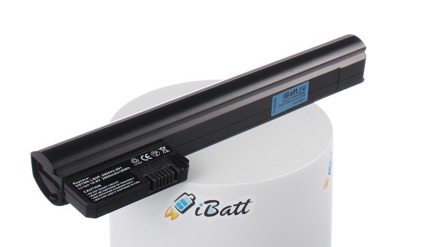 Аккумуляторная батарея для ноутбука HP-Compaq Mini 210-1140ez. Артикул iB-A355H.Емкость (mAh): 2600. Напряжение (V): 10,8
