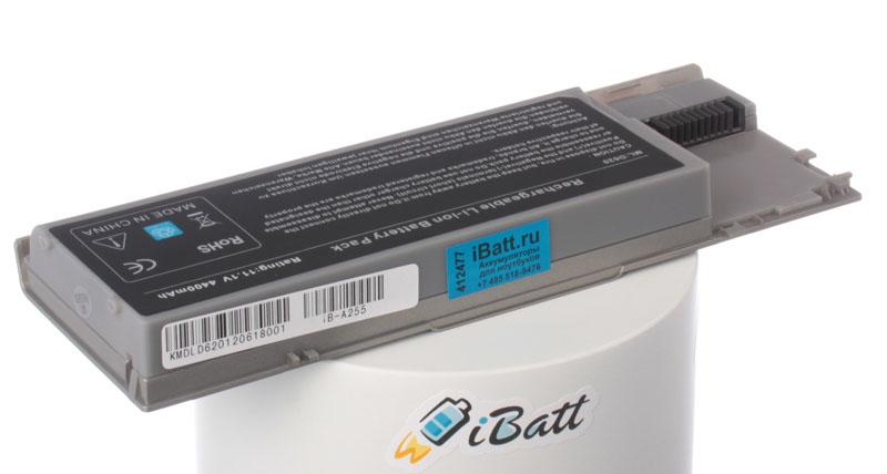 Аккумуляторная батарея iBatt iB-A255 для ноутбука DellЕмкость (mAh): 4400. Напряжение (V): 11,1
