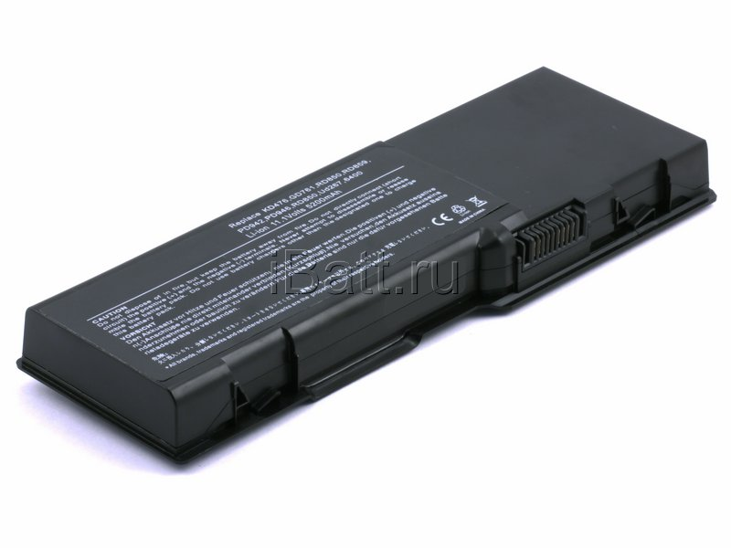 Аккумуляторная батарея 451-10338 для ноутбуков Dell. Артикул 11-1243.Емкость (mAh): 4400. Напряжение (V): 11,1