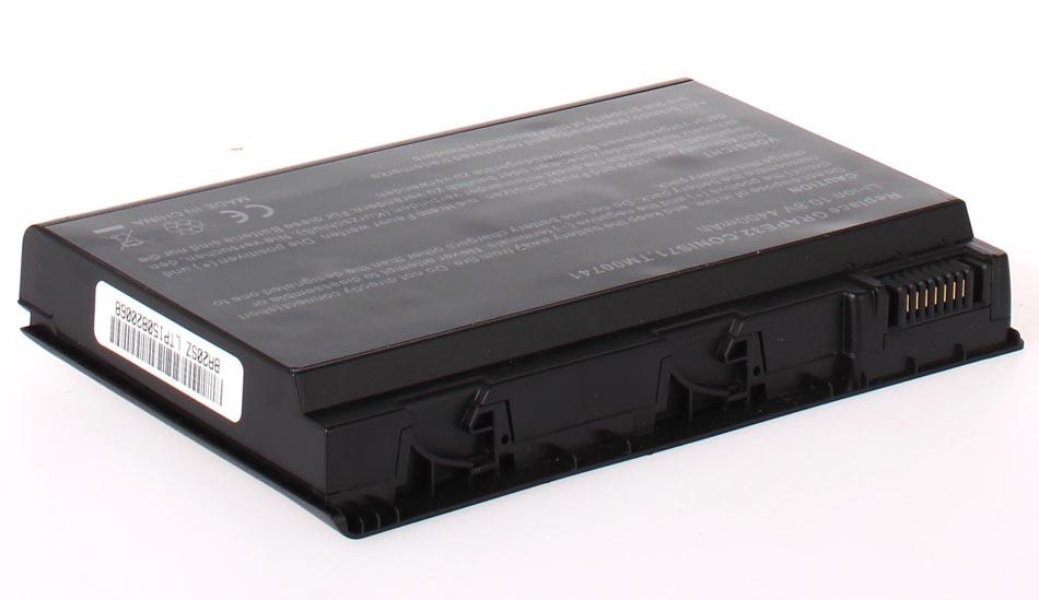Аккумуляторная батарея GRAPE34 для ноутбуков Acer. Артикул 11-1133.Емкость (mAh): 4400. Напряжение (V): 11,1