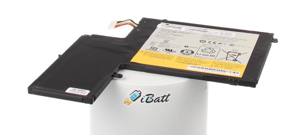 Аккумуляторная батарея для ноутбука IBM-Lenovo IdeaPad U310 59337991. Артикул iB-A805.Емкость (mAh): 4400. Напряжение (V): 11,1