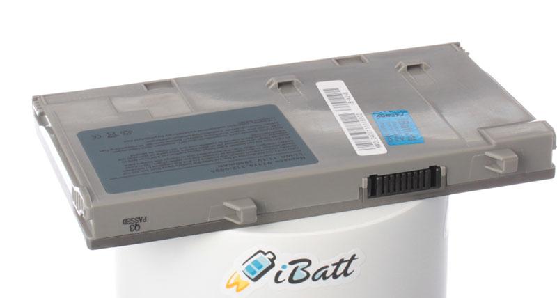 Аккумуляторная батарея iBatt iB-A248 для ноутбука DellЕмкость (mAh): 3800. Напряжение (V): 11,1
