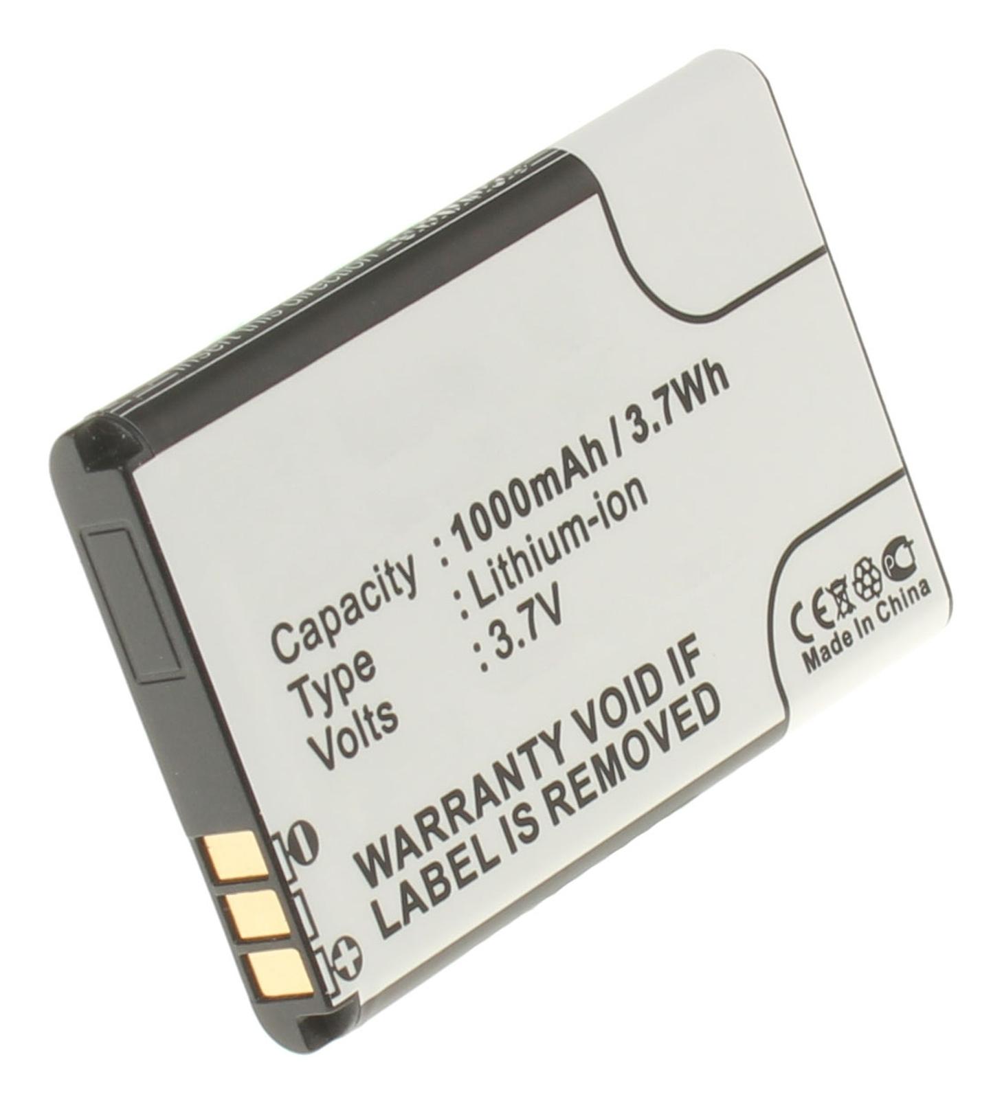 Аккумуляторная батарея iBatt iB-M288 для телефонов, смартфонов SkylinkЕмкость (mAh): 1000. Напряжение (V): 3,7