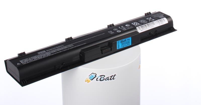 Аккумуляторная батарея PR08 для ноутбуков HP-Compaq. Артикул iB-A356.Емкость (mAh): 4400. Напряжение (V): 14,4