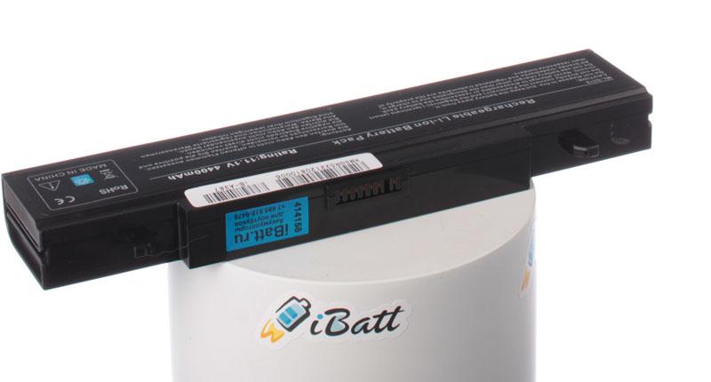 Аккумуляторная батарея для ноутбука Samsung R528-DS07. Артикул iB-A387.Емкость (mAh): 4400. Напряжение (V): 11,1