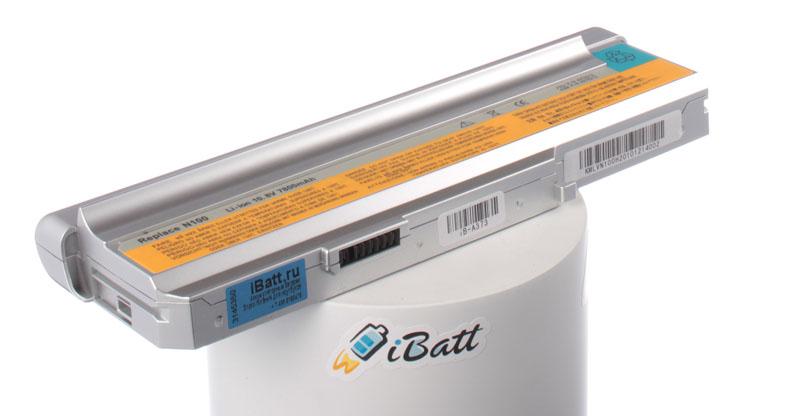 Аккумуляторная батарея CL1186S.806 для ноутбуков IBM-Lenovo. Артикул iB-A373.Емкость (mAh): 6600. Напряжение (V): 10,8