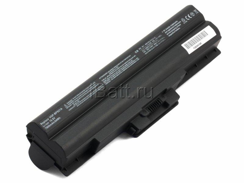 Аккумуляторная батарея VGP-BPS13A/B для ноутбуков Sony. Артикул 11-1585.Емкость (mAh): 6600. Напряжение (V): 11,1