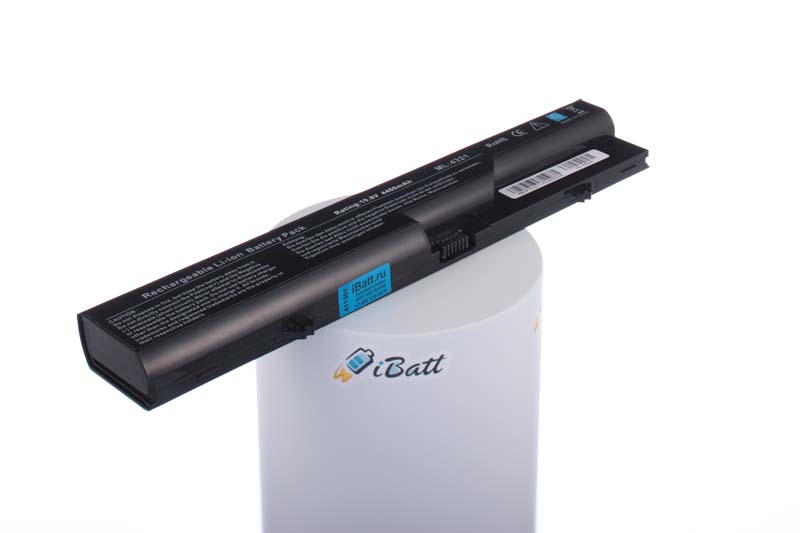 Аккумуляторная батарея 593572-001 для ноутбуков HP-Compaq. Артикул iB-A554.Емкость (mAh): 4400. Напряжение (V): 10,8