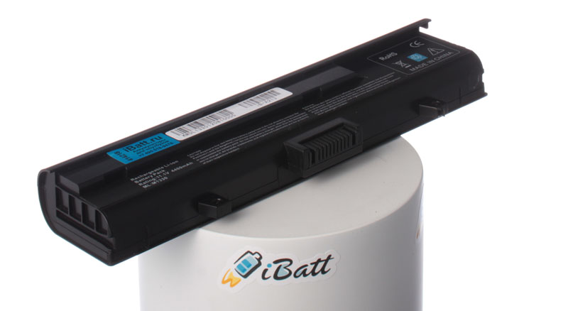Аккумуляторная батарея iBatt iB-A213 для ноутбука DellЕмкость (mAh): 4400. Напряжение (V): 11,1