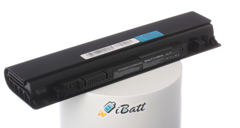 Аккумуляторная батарея 312-1015 для ноутбуков Dell. Артикул iB-A256.Емкость (mAh): 4400. Напряжение (V): 11,1