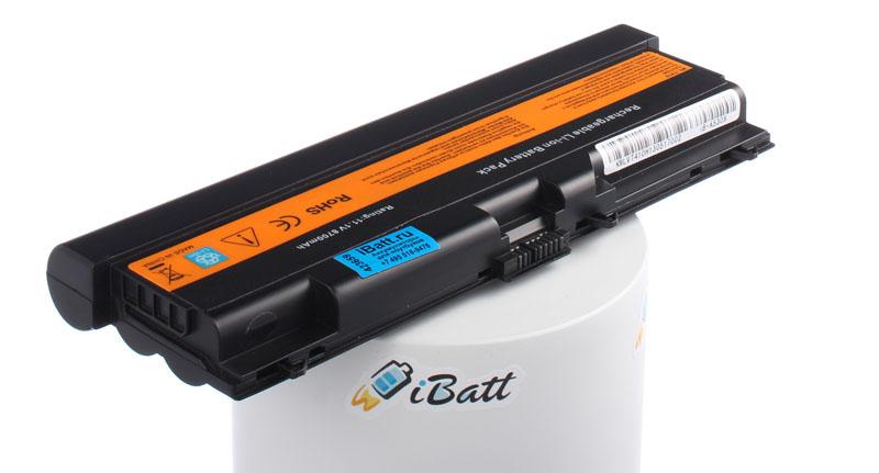 Аккумуляторная батарея iBatt iB-A530X для ноутбука IBM-LenovoЕмкость (mAh): 8700. Напряжение (V): 10,8