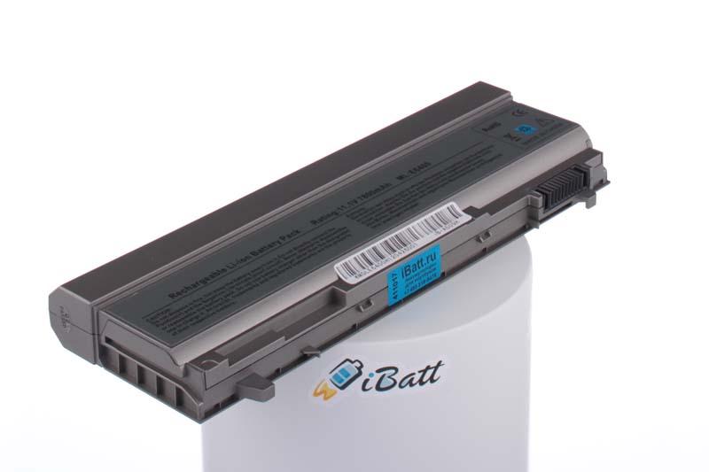 Аккумуляторная батарея для ноутбука Dell Latitude E6400 ATG. Артикул iB-A509H.Емкость (mAh): 7800. Напряжение (V): 11,1