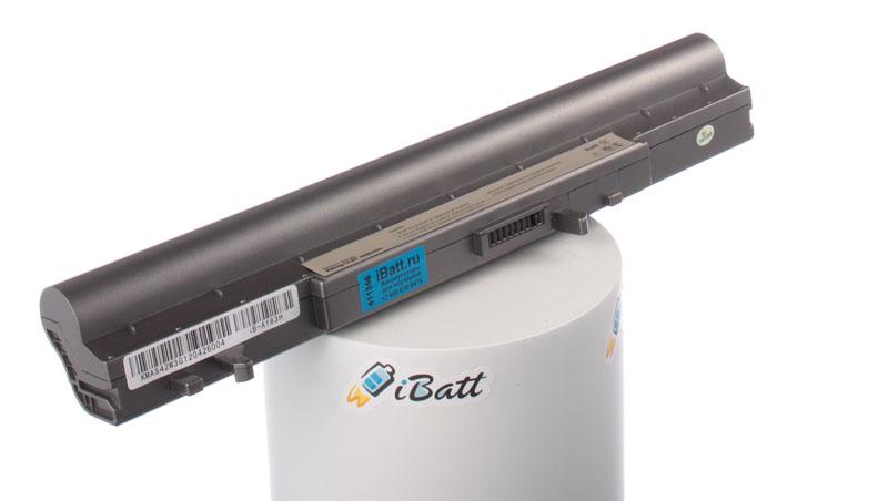 Аккумуляторная батарея iBatt iB-A183H для ноутбука AsusЕмкость (mAh): 5200. Напряжение (V): 14,8