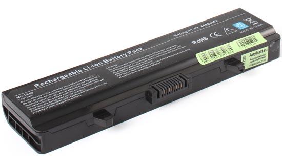 Аккумуляторная батарея D127H для ноутбуков Dell. Артикул 11-1548.Емкость (mAh): 4400. Напряжение (V): 11,1