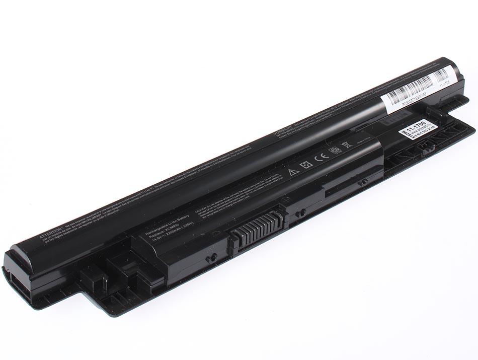 Аккумуляторная батарея 312-1392 для ноутбуков Dell. Артикул 11-1706.Емкость (mAh): 2200. Напряжение (V): 14,8