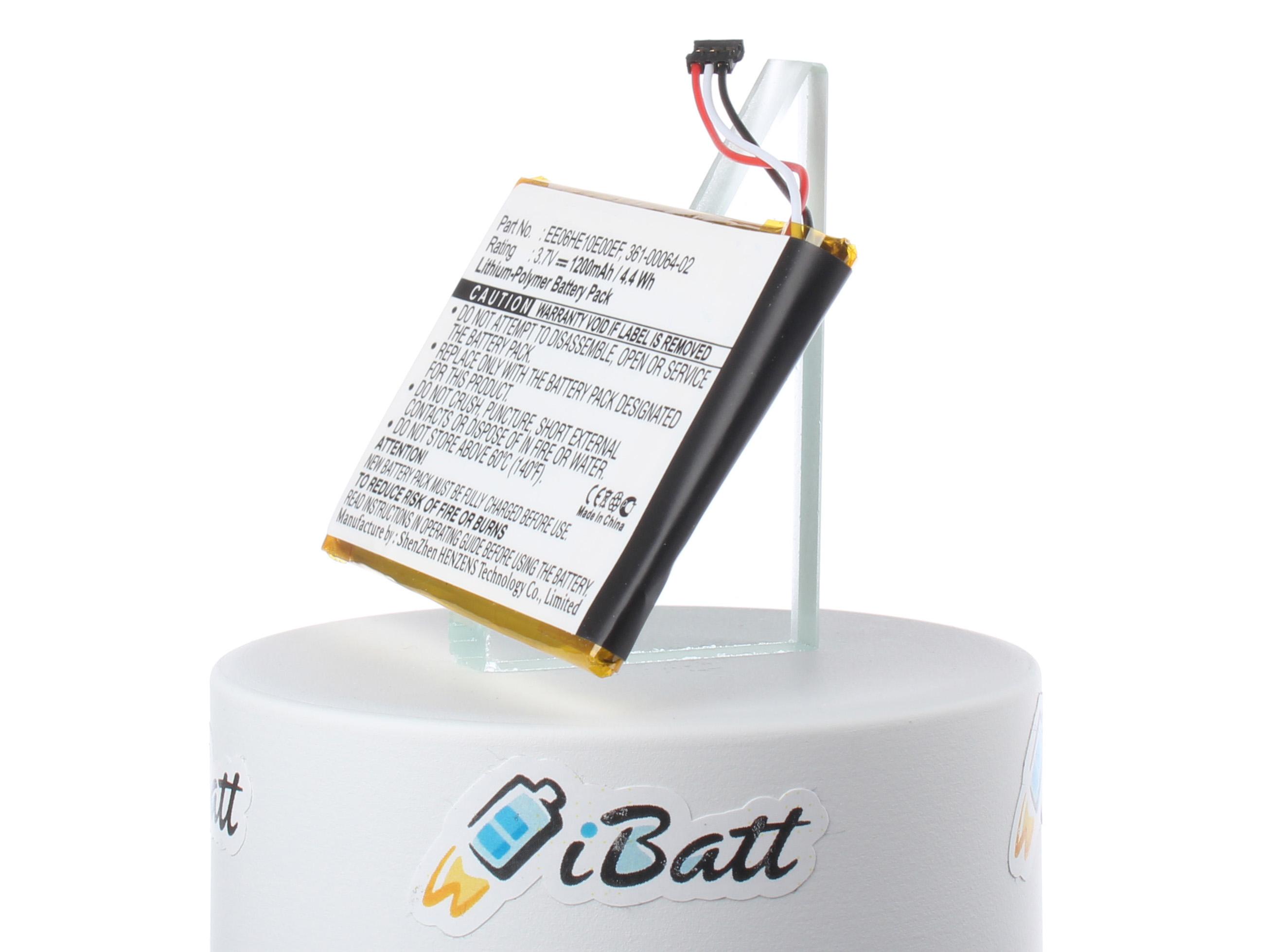 Батарея iB-M4107Емкость (mAh): 1200. Напряжение (V): 3,7