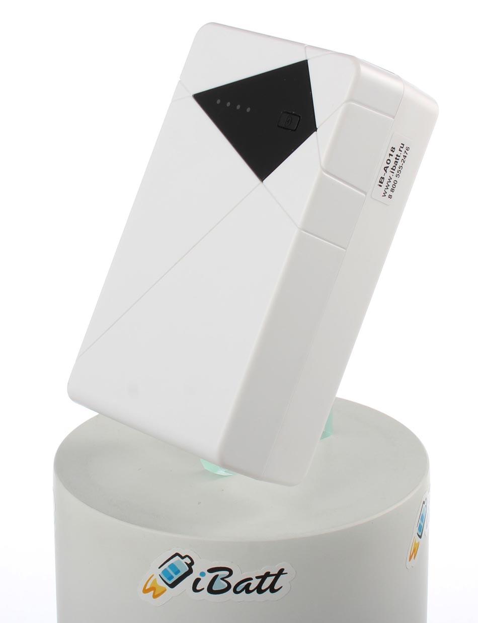 Внешняя аккумуляторная батарея Power Bank iBatt iB-S1001W