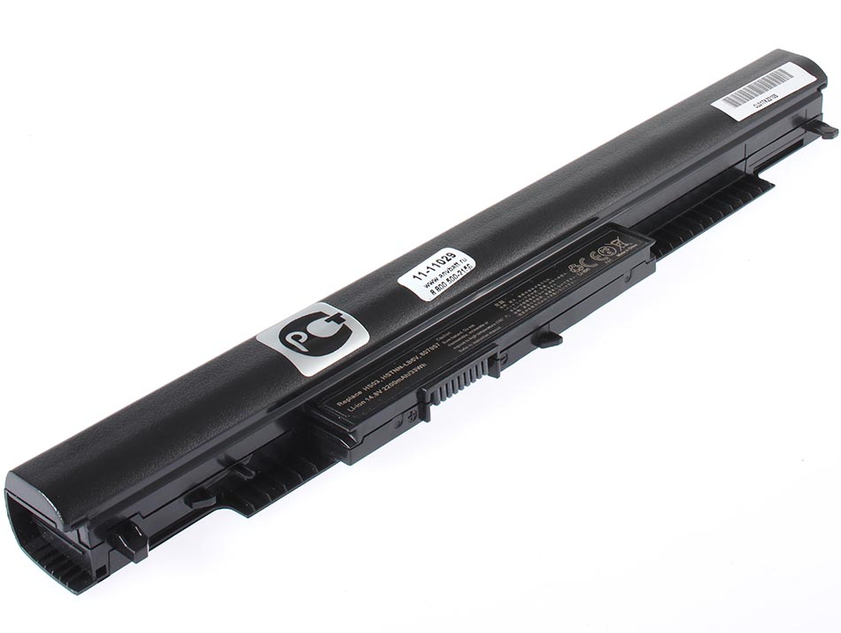 Аккумуляторная батарея для ноутбука HP-Compaq 15-ac104ur. Артикул 11-11029.Емкость (mAh): 2200. Напряжение (V): 14,8