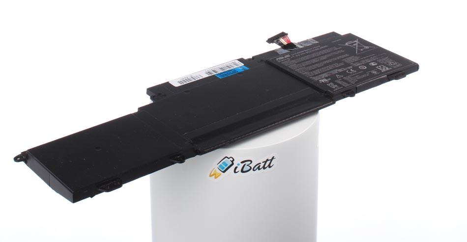 Аккумуляторная батарея C23-UX32 для ноутбуков Asus. Артикул iB-A660.Емкость (mAh): 6520. Напряжение (V): 7,4