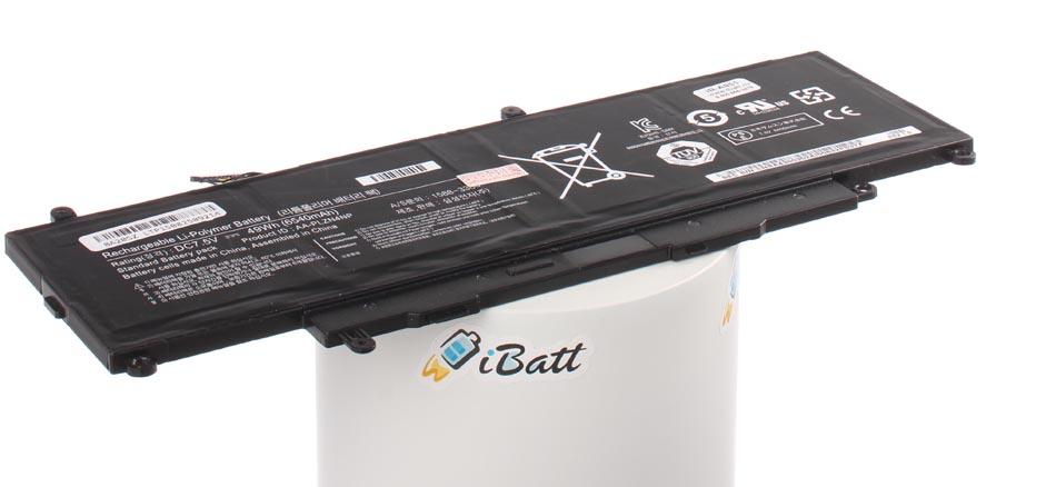 Аккумуляторная батарея для ноутбука Samsung ATIV Smart PC Pro XE700T1C-H02 64GB. Артикул iB-A851.Емкость (mAh): 6540. Напряжение (V): 7,5