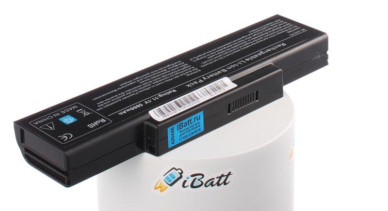 Аккумуляторная батарея для ноутбука Asus PRO31SC. Артикул iB-A161X.Емкость (mAh): 5800. Напряжение (V): 11,1