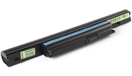 Аккумуляторная батарея для ноутбука Acer Aspire 5553NWXMi. Артикул 11-1241.Емкость (mAh): 4400. Напряжение (V): 11,1