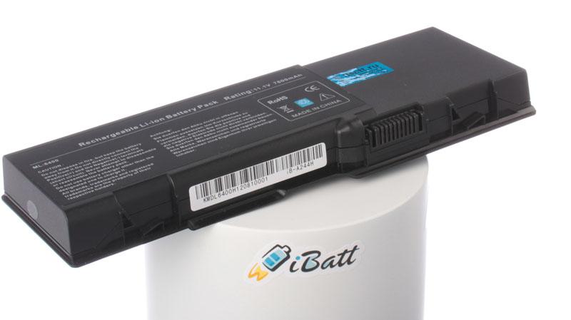 Аккумуляторная батарея UY628 для ноутбуков Dell. Артикул iB-A244H.Емкость (mAh): 7800. Напряжение (V): 11,1