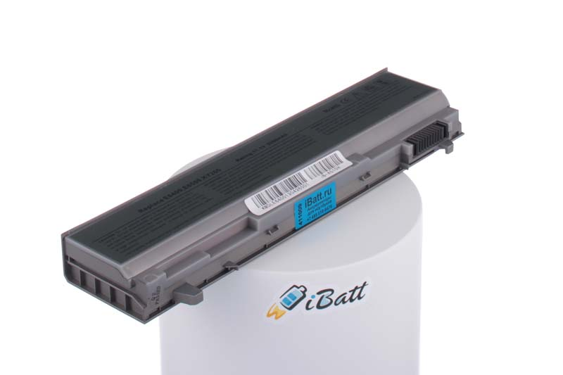 Аккумуляторная батарея U5209 для ноутбуков Dell. Артикул iB-A510H.Емкость (mAh): 5200. Напряжение (V): 11,1