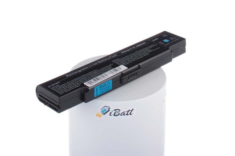 Аккумуляторная батарея VGP-BPL2C для ноутбуков Sony. Артикул iB-A417H.Емкость (mAh): 5200. Напряжение (V): 11,1