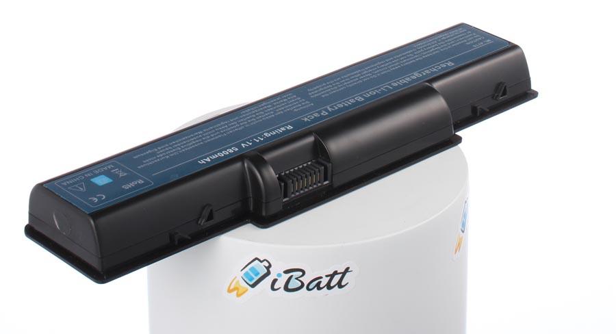 Аккумуляторная батарея BT.00607.019 для ноутбуков Acer. Артикул iB-A129X.Емкость (mAh): 5800. Напряжение (V): 11,1